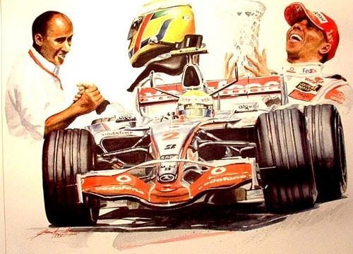 Lewis Hamilton- Formula 1