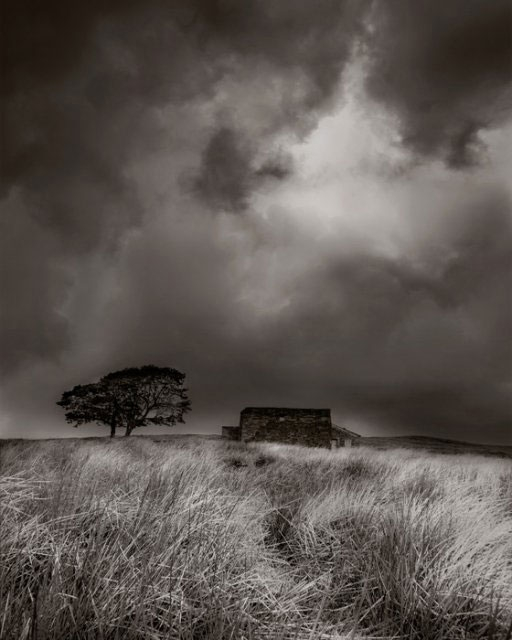 Top Withens - Bronte Country
