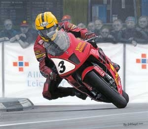 King of The Road - Joey Dunlop