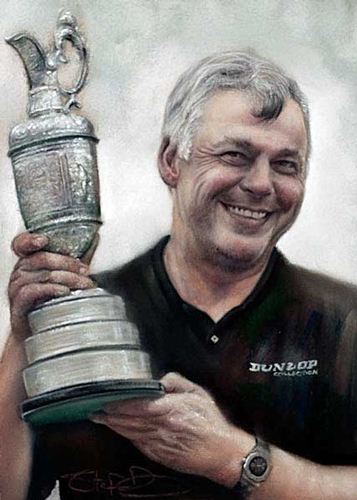 Darren Clarke - 2011 British Open