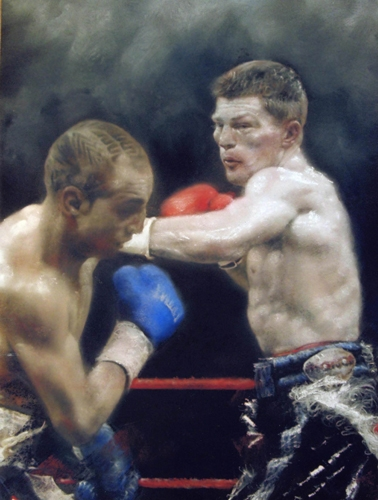 Ricky Hatton v Malignaggi  Fight