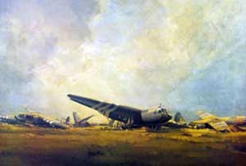Gliders at Caen