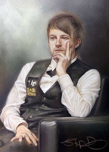 Judd Trump Snooker Player