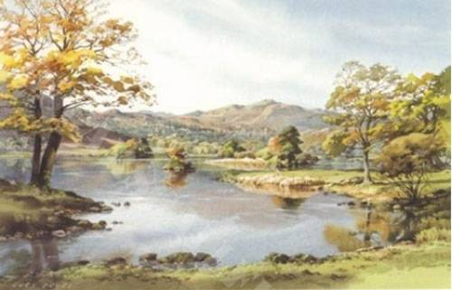 Rydal Water - Small Print