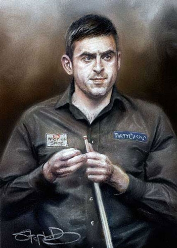 Ronnie O Sullivan - Snooker