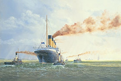 Titanic Sea Trials Completed