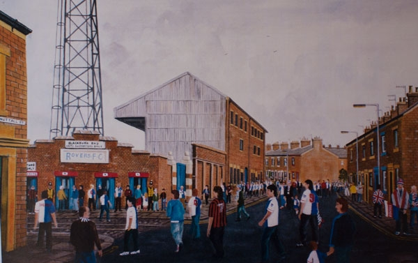 Blackburn Rovers - Ewood Park