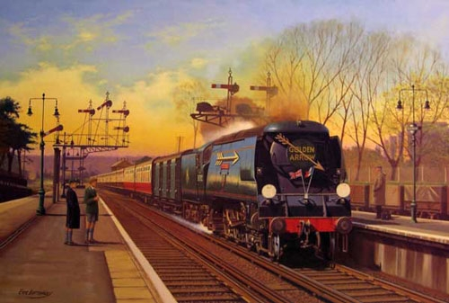 Golden Days at Beckenham Junction