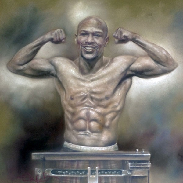 Floyd Mayweather - My Weigh