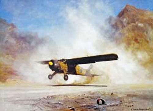 653 Squadron The Radfan
