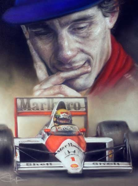 Ayrton Senna No  ordinary Man