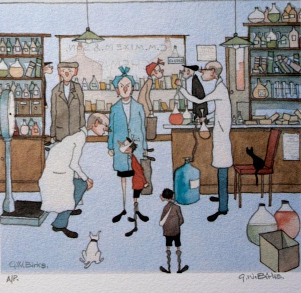 The Friendley Chemist