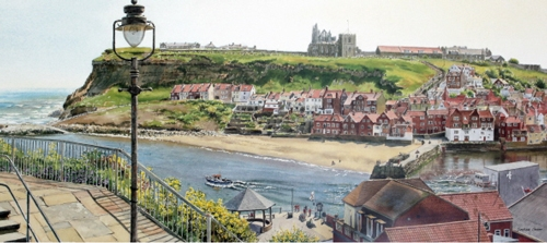 Summer Morning - Whitby