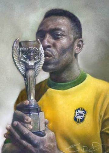 Pele - Brazilian Hero