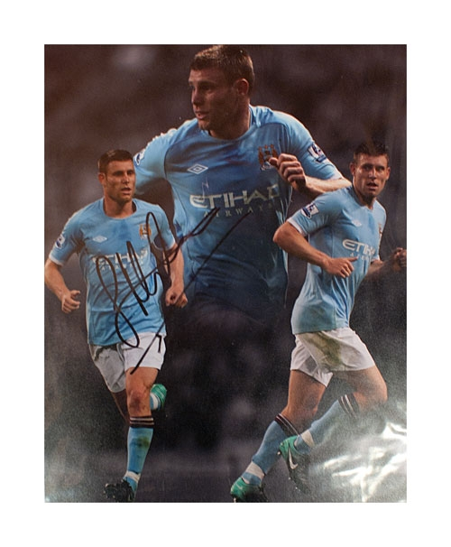 James Milner - Manchester City