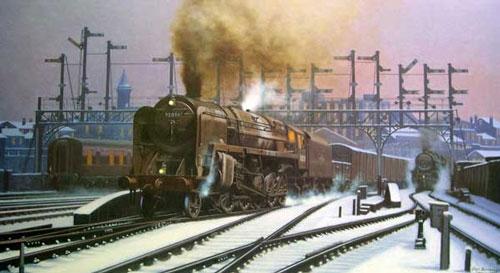 Steams Last Fling - Preston