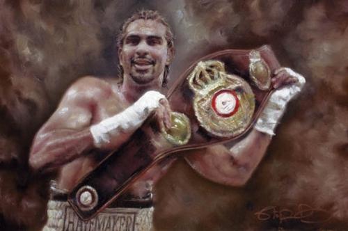 David Haye -  Boxer