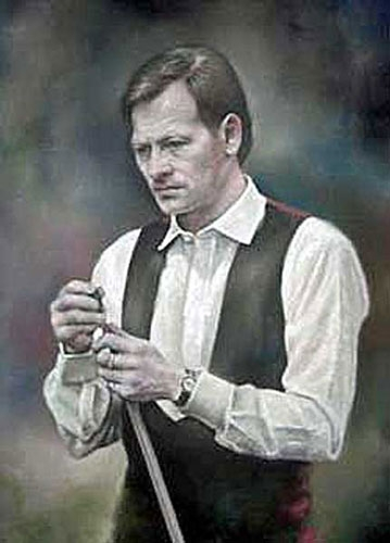 Alex Higgins -  The Great