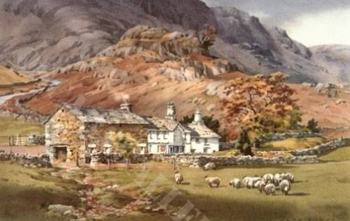 Fell Foot Farm , Little Langdale