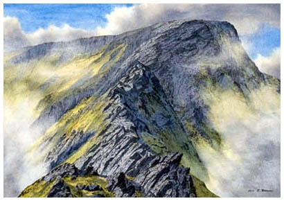 Sharp Edge (Blencathra)