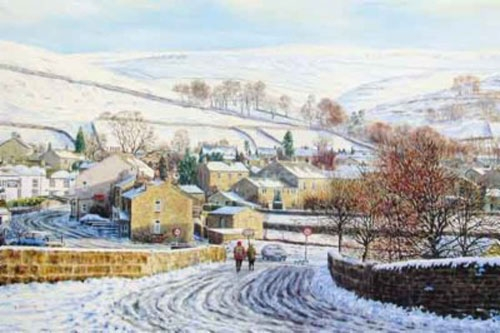 A Dales Winter