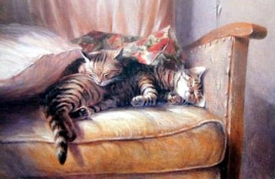 Their Favourite Chair