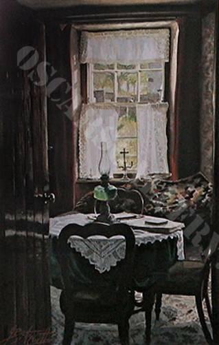 An Englishman's Home - The Parlor