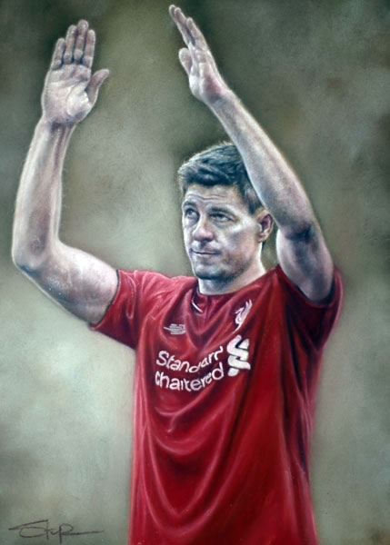 Steven Gerrard - Thank you