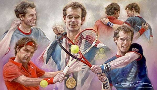 Andy Murray - London 2012