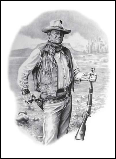 Big John - John Wayne