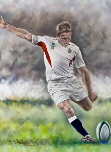 Jonny Wilkinson - England Hero