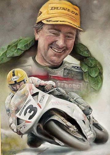 Joey Dunlop - Ulster Grand Prix 1999