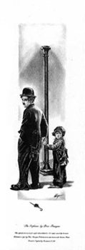 The Orphans - Charlie Chaplin