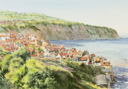 June Evening - Robin Hoods Bay