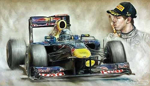 Sebastian Vettel - 2011 F1 World Champion