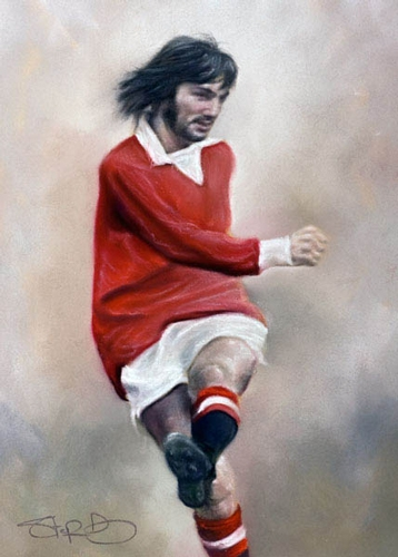 George Best - Manchester United Legend