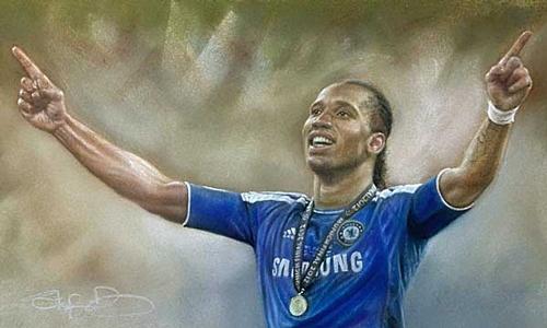 Didier Drogba - Chelsea Hero