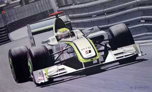 On Top Of The World - Jenson Button