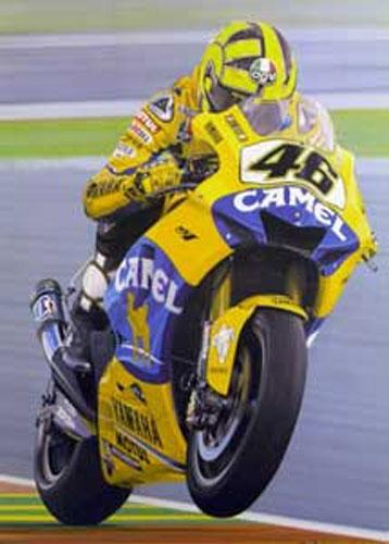 A Tribute To Valentino Rossi