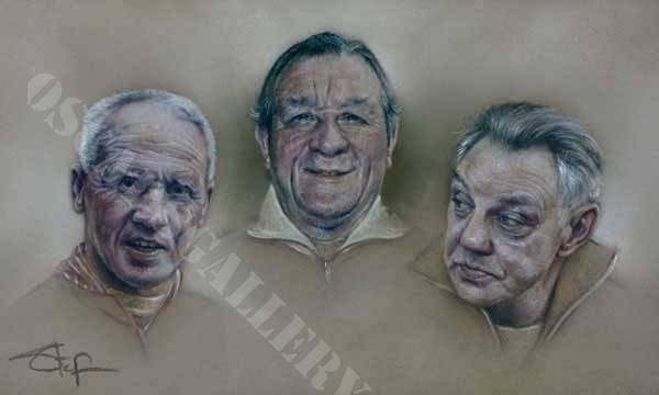Legends of the boot room - Liverpool FC