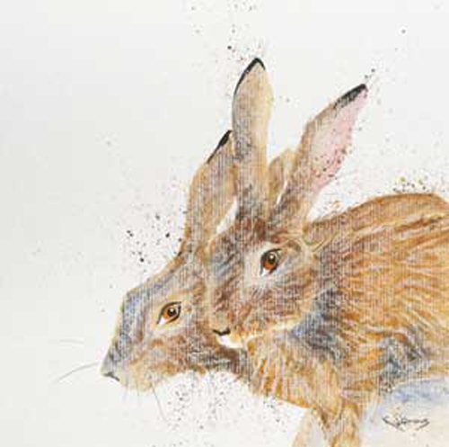 Double Trouble (Hares)