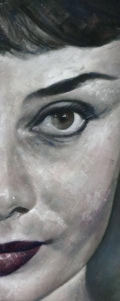 Audrey Hepburn  - Eyecon