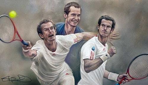 Andy Murray - Wimbledon 2012