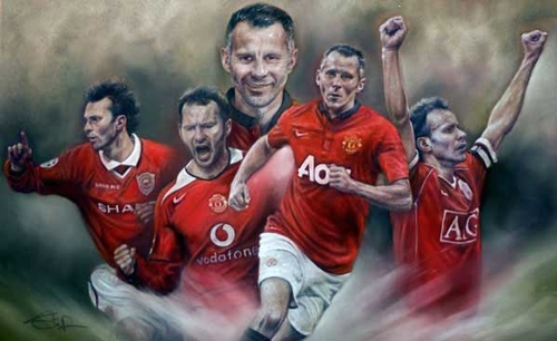 Ryan Giggs - Man Utd