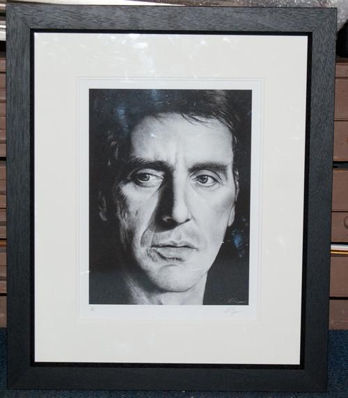Al Pacino - FRAMED