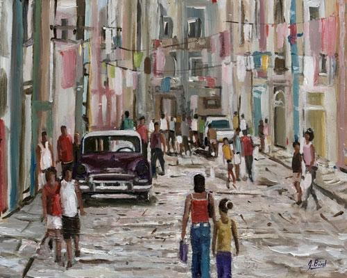 Back Street Havana