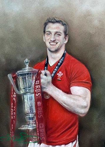 Sam Warburton - Grand Slam