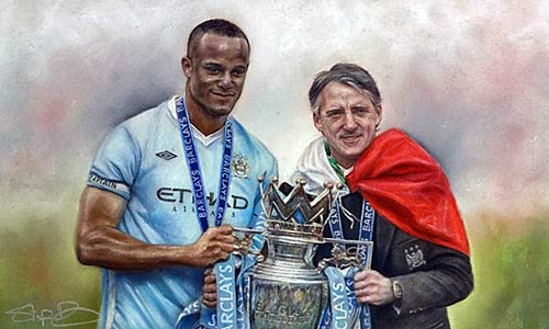 Champions - Manchester City