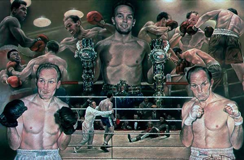 Sir Henry Cooper - Boxing Hero