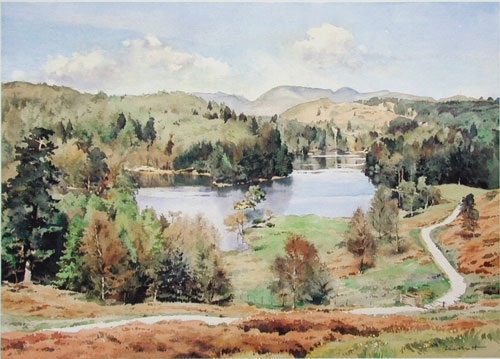 Tarn Hows and The Langdales